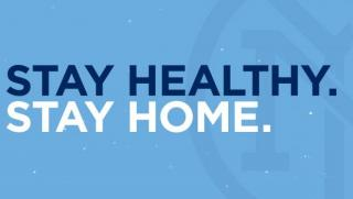 Stay Home. Stay Healthy.