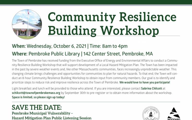 CRB Workshop October 6, 2021